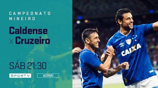 O Cruzeiro busca a segunda vitória no Mineiro.  Veja neste sábado, às 21:30, ao vivo, no SporTV e SporTV Play (Para MG, exclusivo no Canal Premiere e Premiere Play)! #NossoFutebol