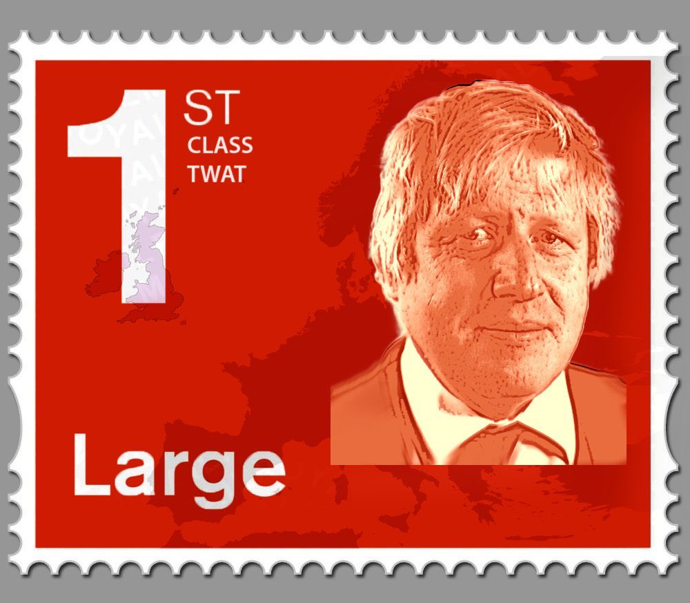 People Are Creating Their Own Wickedly Funny Brexit Stamps