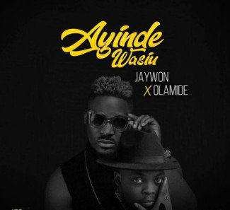 'New Music Video!! 'Ayinde Wasiu' by Jay...