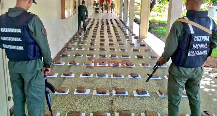 En Sucre fueron incautadas 196 panelas d...