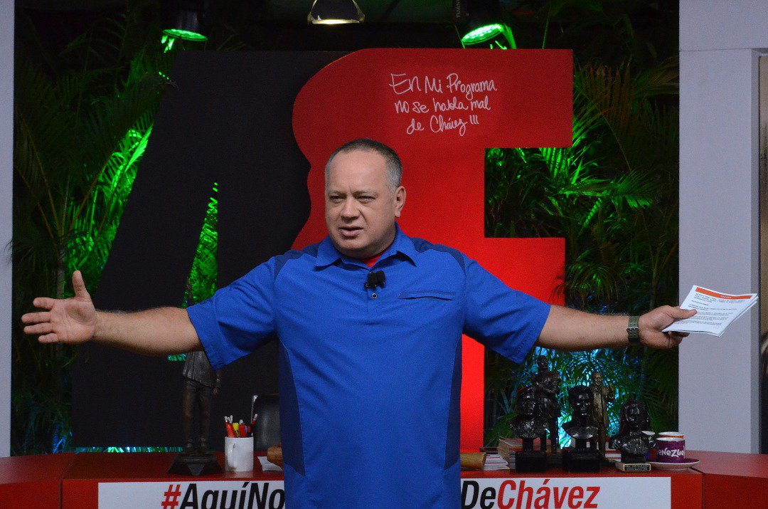 Cabello reveló los sitios donde grupo te...