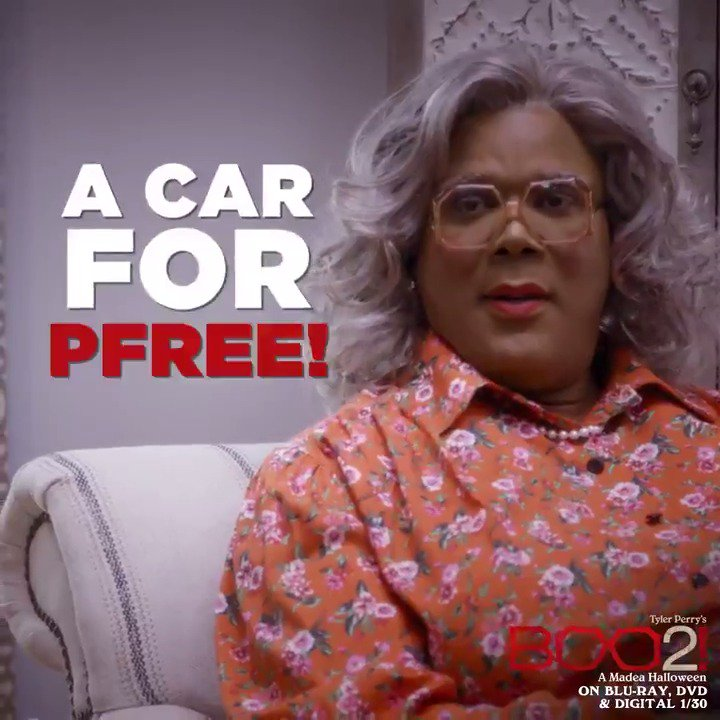 Madea don't need no spell check!!! 😂 #Bo...