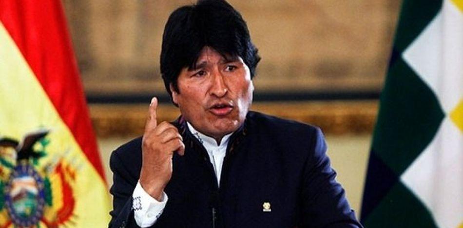 Evo Morales recordó a la Operación 40, u...