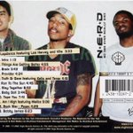 In Search Of... Which is N.E.R.D. debut album still bangs as if it just came out. The Neptunes been ahead of the game and one of my favorite groups of all time.  #NERD #PharrellWilliams #ChadHugo #ShayHaley #TheNeptunes #StarTrak #FlashbackFriday #Kelis #MusicalGreatness #Legends