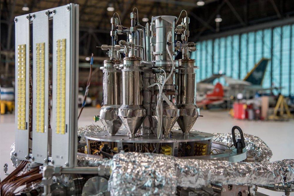 Astronautas terão gerador nuclear para usar em Marte: https://t.co/0owc7PiKGH
