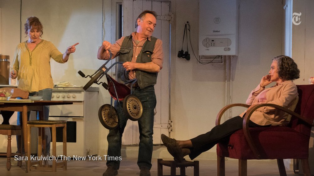 What's new in NYC theater https://t.co/fYuipXsrxE https://t.co/P5kfCAhepl