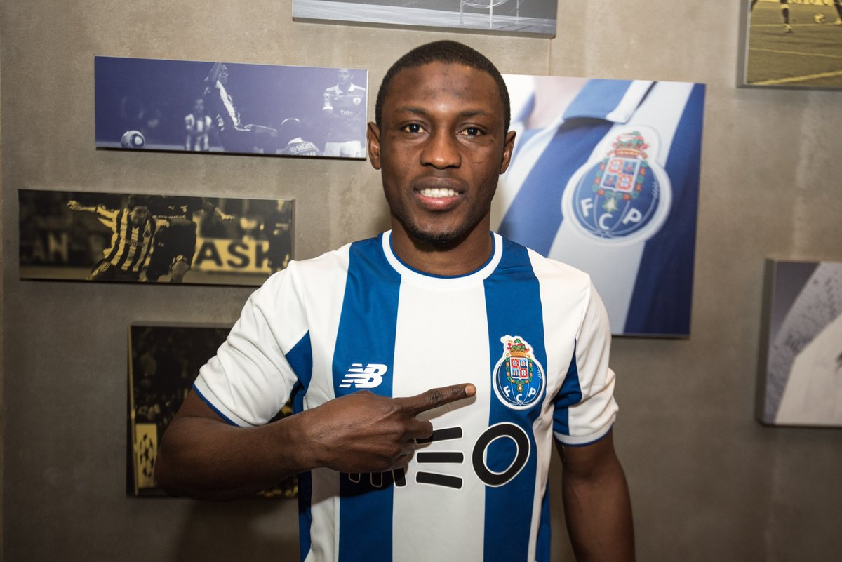 Congratulations Majeed Warris on your FC Porto move. Go score some cracking goals #3Sports