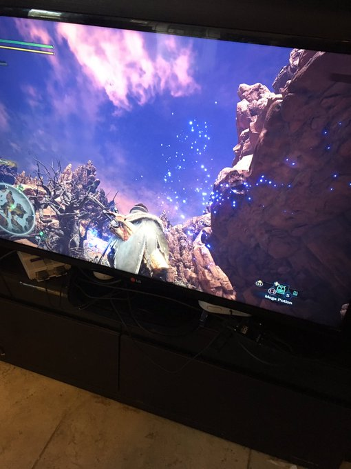 #MonsterHunterWorld this is my afternoon, how about yours? https://t.co/mfVfCICkcf