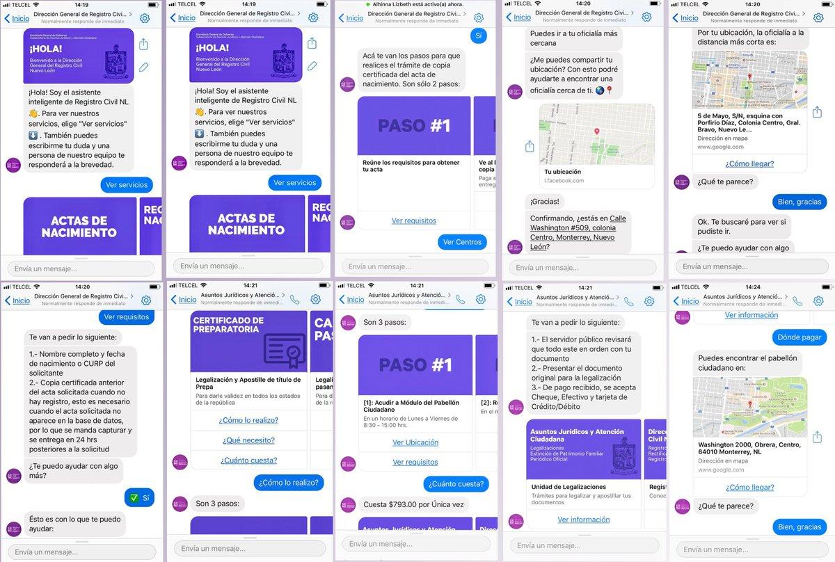 Prensa Nuevo León On Twitter Lanza Nuevoleon Asistente