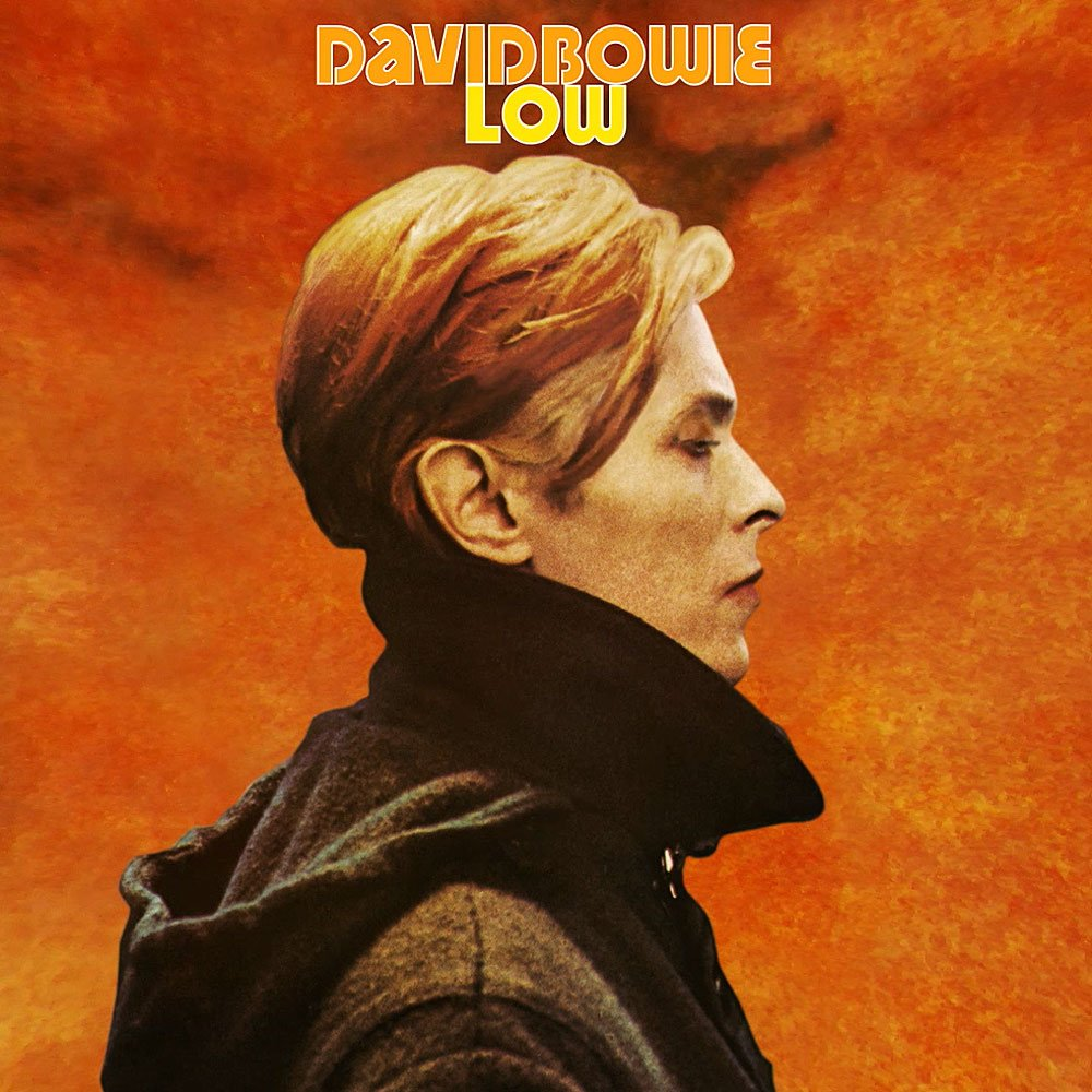 Five #DavidBowie albums, including Low and