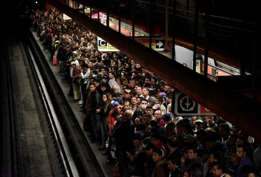 Se disparan denuncias por robo en el #metro durante 2017 https://t.co/BsfAyy3vLa https://t.co/XmXchFI9BO