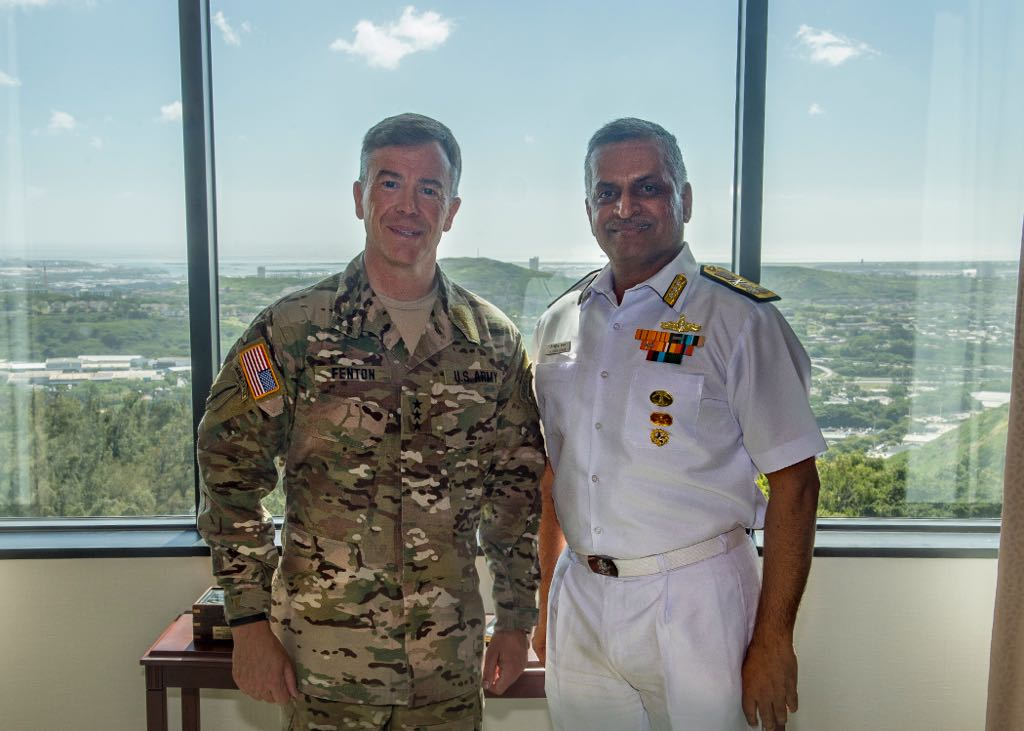 Vice Admiral G Ashok K…