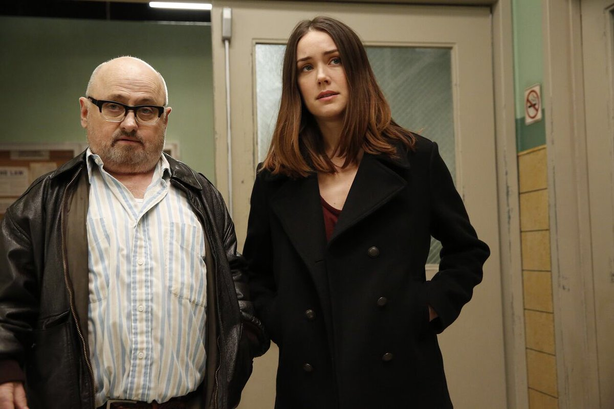 Clark Middleton On Twitter Liz On Blacklist Is Absolute Magic So Fun To Work With And She Brings It