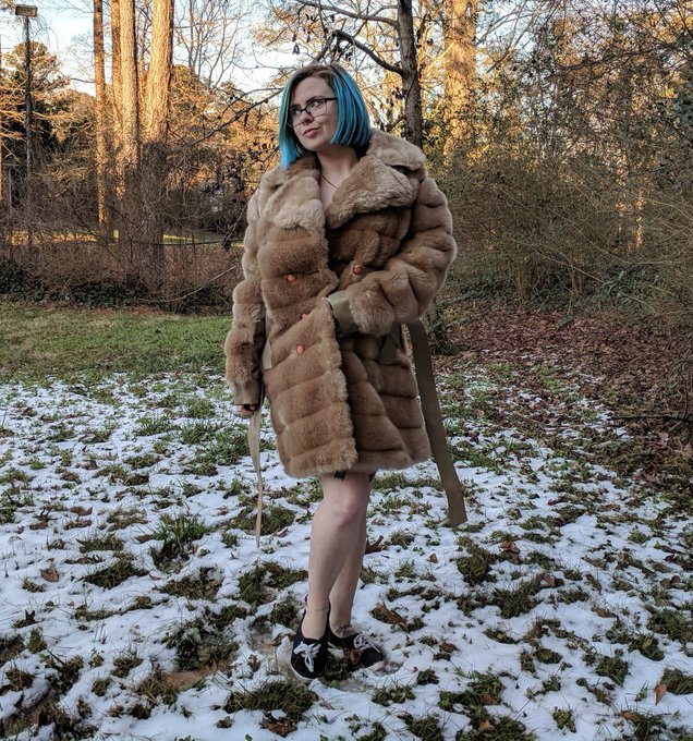 Faux fur for the real world https://t.co/DUaxELnYH6