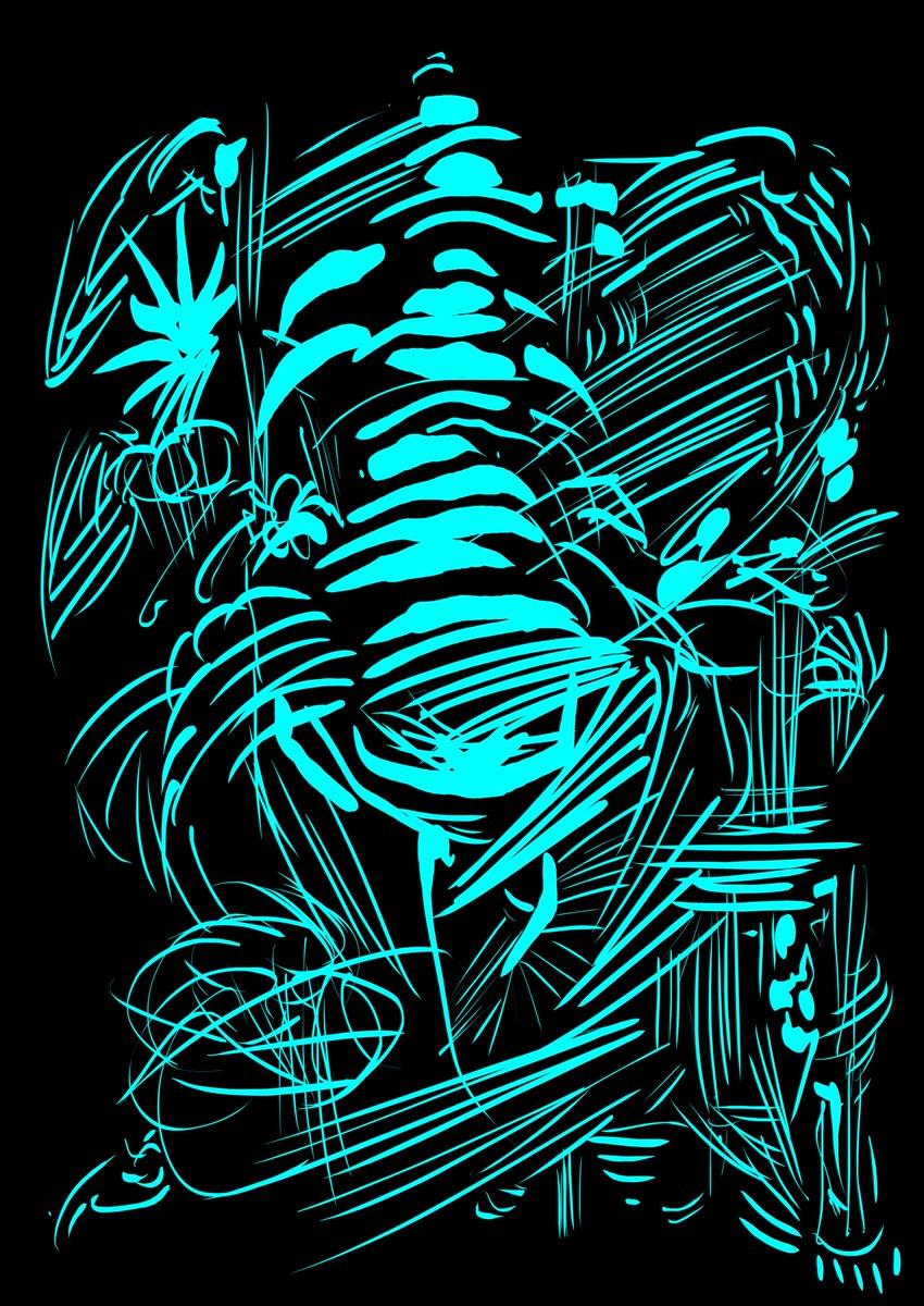 skizze- zeichnung- skribbel #sketch #scribbling #fingerwarming https://t.co/VvEtjPf8dy