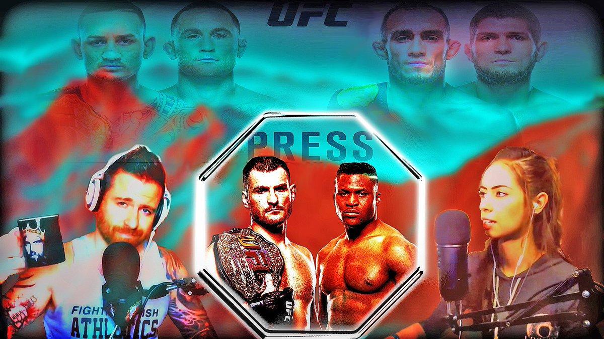 🔸️FOOK 🔸️OFF 🔸️FRIDAY WITH @Jessie_B_Hill👑 ❌TONIGHT 9PM ET ON YOUTUBE❌ 👉🏼youtu.be/WZaU4__LATM #UFC220 #UFC221 #UFC222 #UFC223 #ufc #mma #Bellator192 #themmaholes #fightbuddies #fight #fightnight #UFCBoston #Podcasts #StipeMiocic #FrancisNgannou #mixedmartialarts