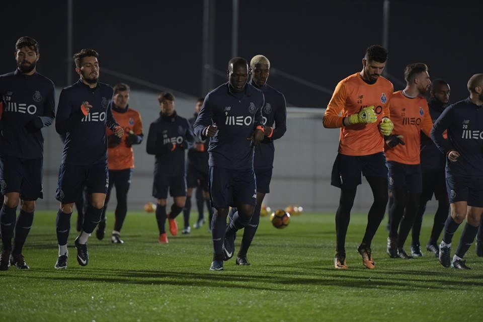 ℹ️ Regresso ao trabalho no domingo Após vencer o CD Tondela por 1-0, na 19.ª jornada da Liga NOS, o FC Porto cumpre este sábado um dia de folga e regressa ao Centro de Treinos e Formação Desportiva PortoGaia, no Olival, no domingo. #FCPorto #SomosPorto 🔵⚪️🐉