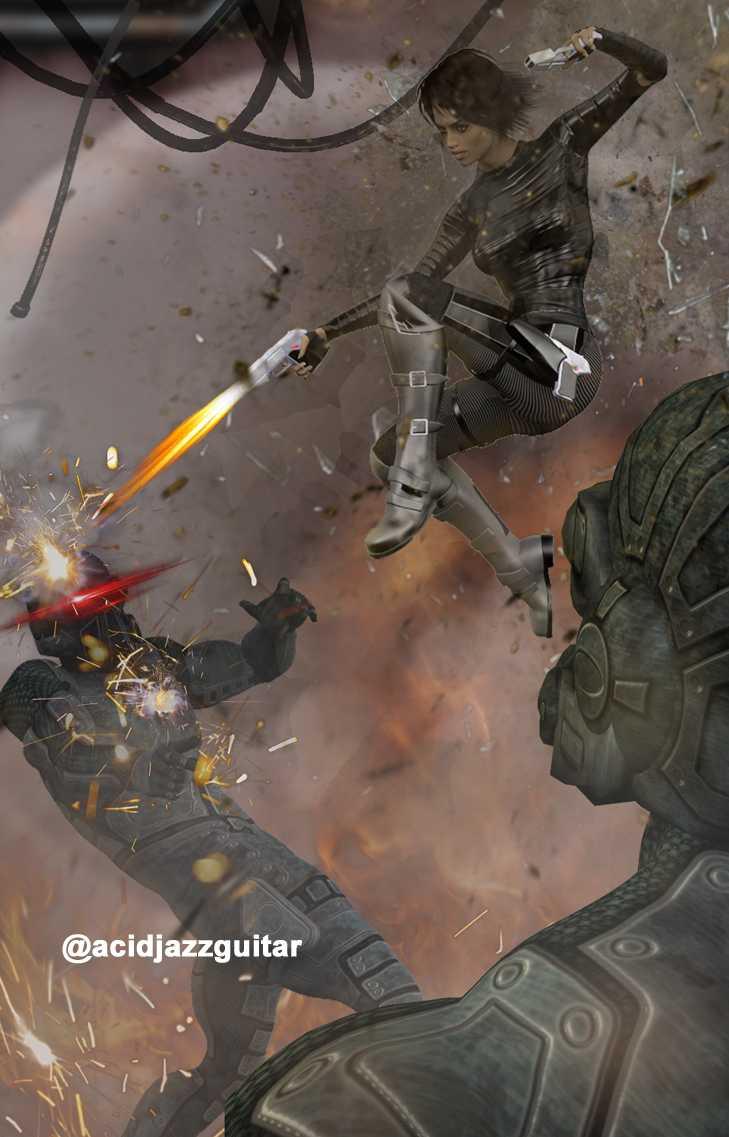 TERRA SQUAD - Upcoming Urban SciFi Graphic Novel #comics #scifi #fantasy https://t.co/sGxsKaDAMM
