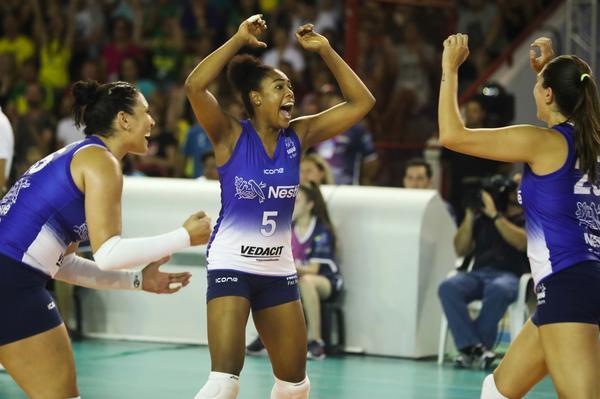 Na hora de decidir, Praia perde e Nestlé é campeão da Copa Brasil de Vôlei Feminino https://t.co/Yb4pDiQtFS