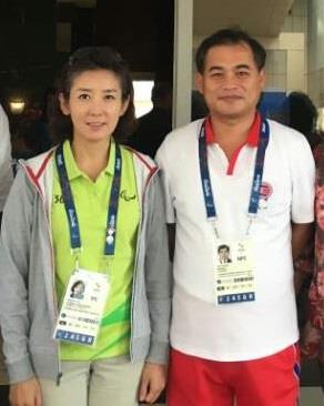 나경원 의원, 북한 선수단 만나 스페셜 올림픽 참가 요청 https://...