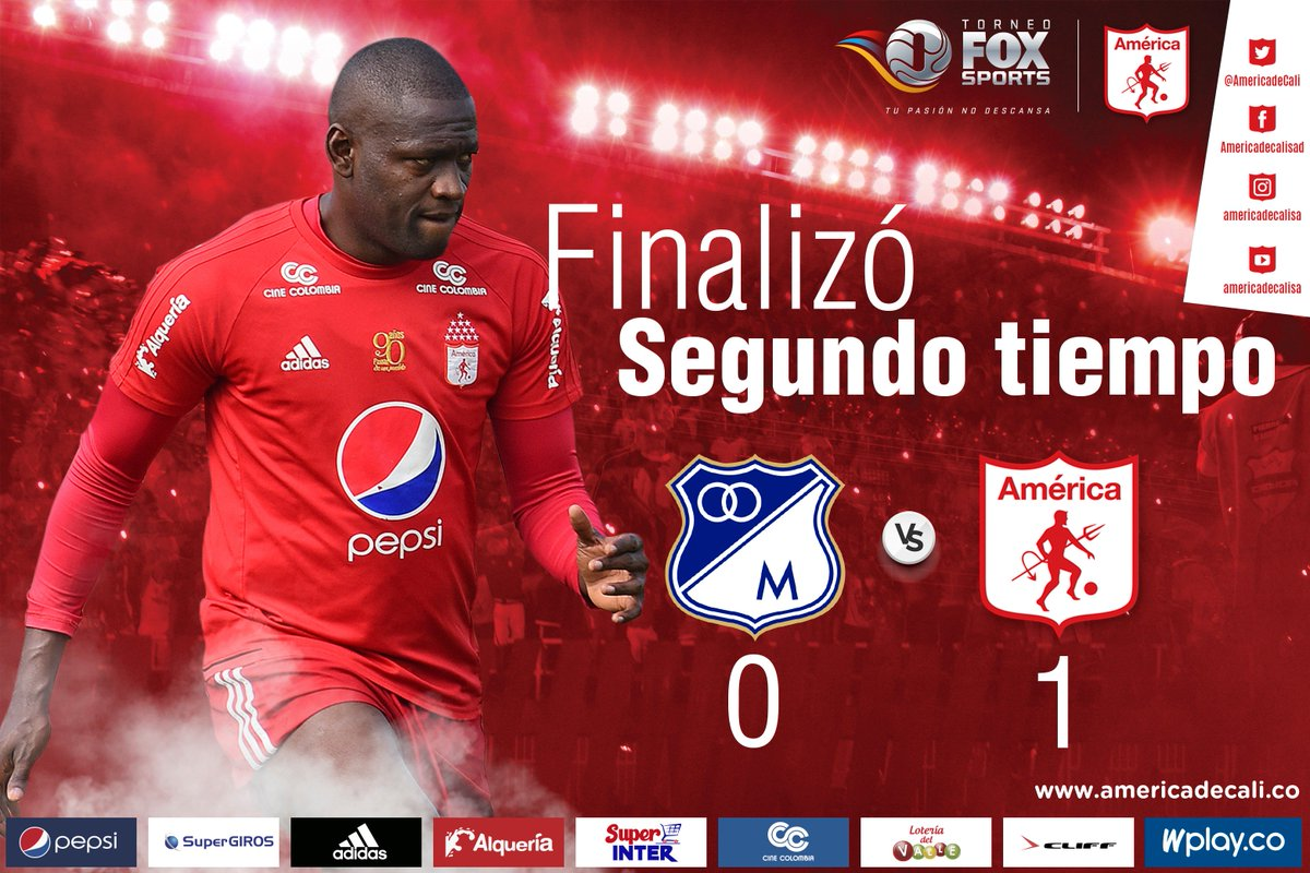 América de Cali's photo on Martinez