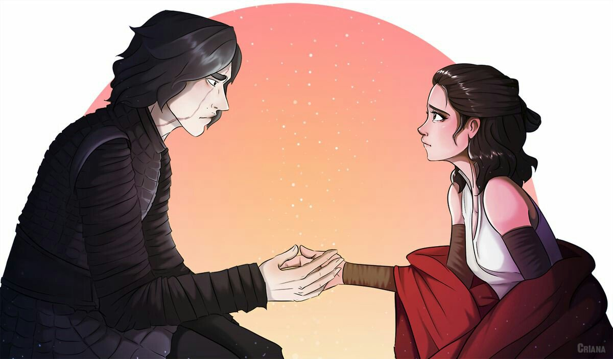 Animated Sexy Stories cause i don't wanna lose you now | reylo | commaful