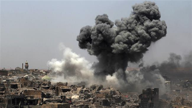 RT @PressTV: US-led coalition civilian killings tripled in Iraq, Syria in 2017: Monitor https://t.co/kZi5eJWISA https://t.co/sAf3ftFLus