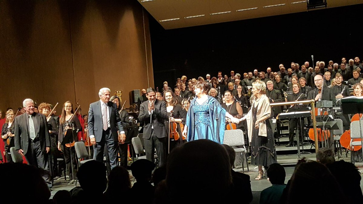 TSO opens Bernstein's fest with its first-ever 'Kaddish' Symphony https://t.co/zZhwPYkp0P