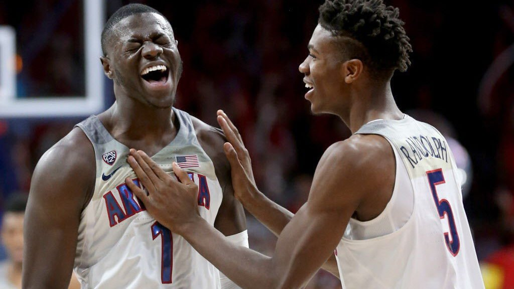 Rawle Alkins, Arizona Wildcats 'contending for first place' at Stanford in nationally-televised bout https://t.co/xPF1VZdBfe