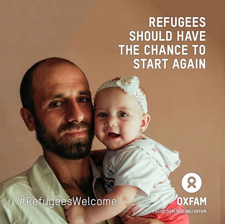 #DidYouKnow that only 1% of the world's refugees ever get resettled? #RefugeesWelcome https://t.co/522vlMhGHl