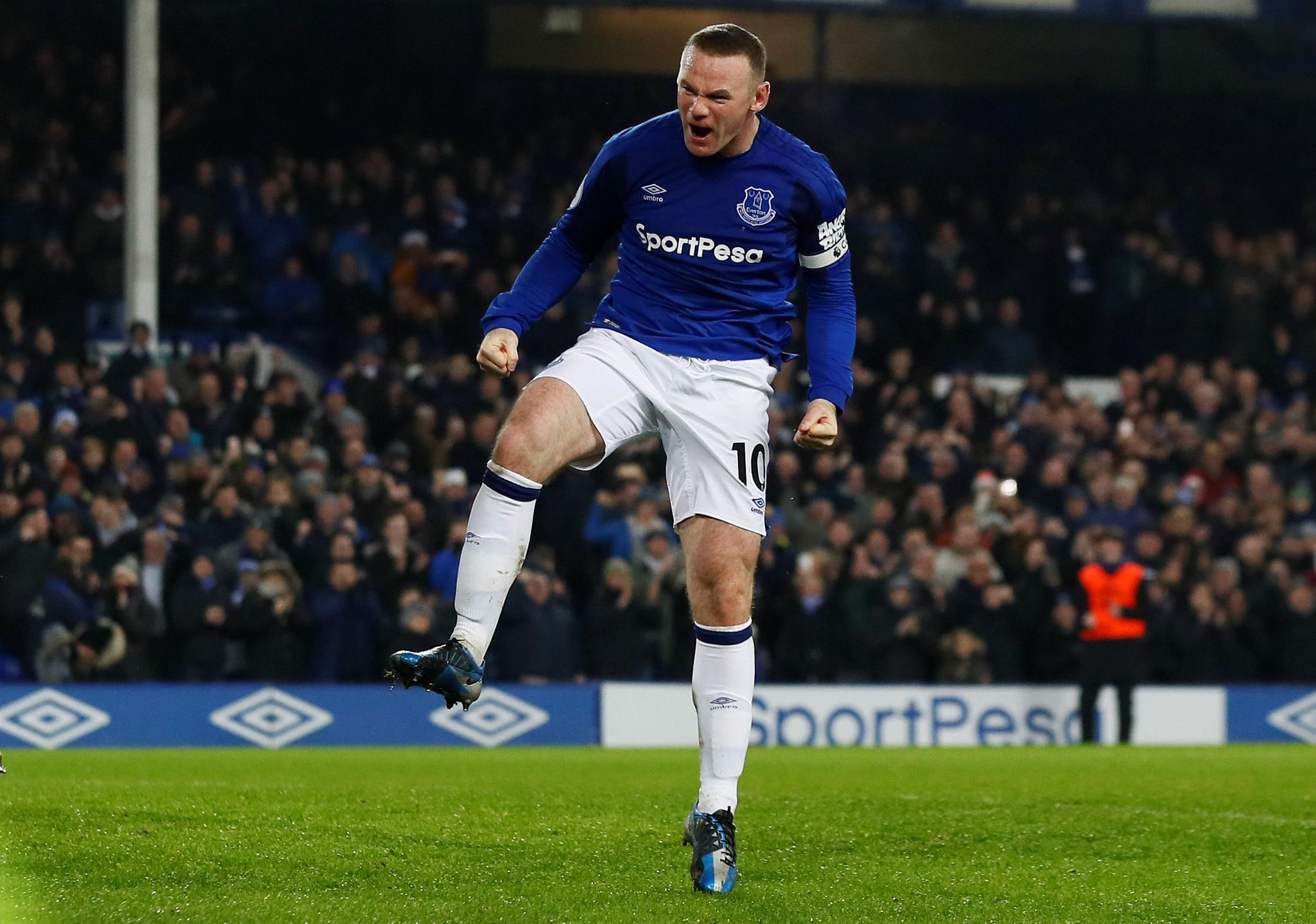 Wayne Rooney has had a hand in 14 goals in 13 #PL starts against West Brom - 7 goals & 7 assists  #EVEWBA https://t.co/SKGCM8rK49
