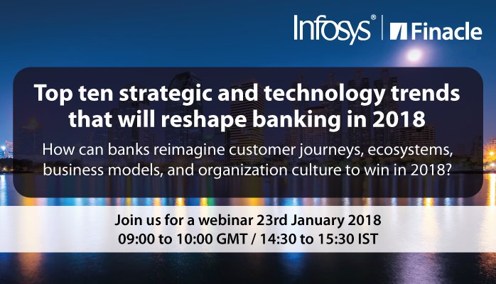 Infosys Finacle on Twitter: