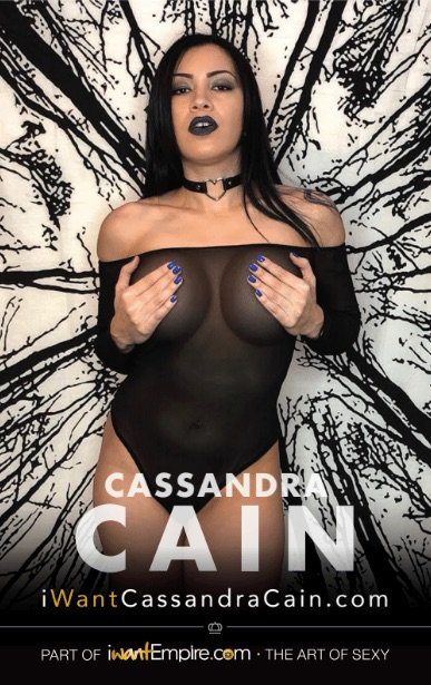 Ready for #AVN2018? Don't miss @xcassandracainx (https://t.co/wKOiJ2FWtE) who will be at the #IWantFanClub