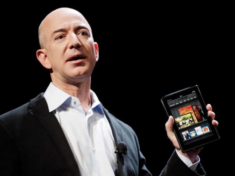 Amazon's Jeff Bezos continued to drive a Honda long after becoming a billionaire — and it reveals why he's so successful https://t.co/PrSIx4VILY