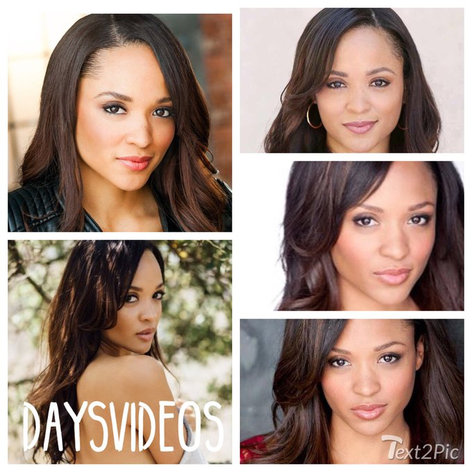 Happy Birthday to Sal Stowers (Lani) who turns 32 today!