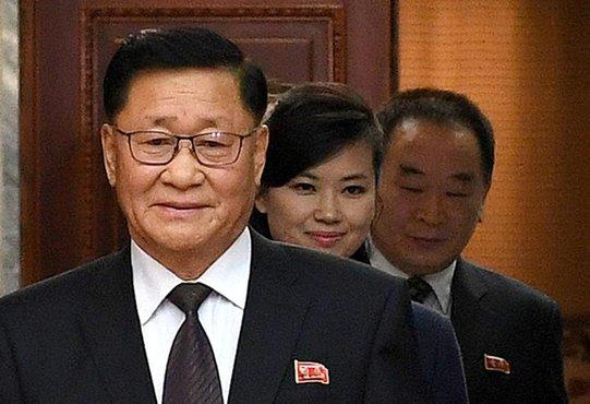 '동계올림픽, 북한이 평양에서 개최하는 것 같다'⋯현송월 파견 중단에 '...