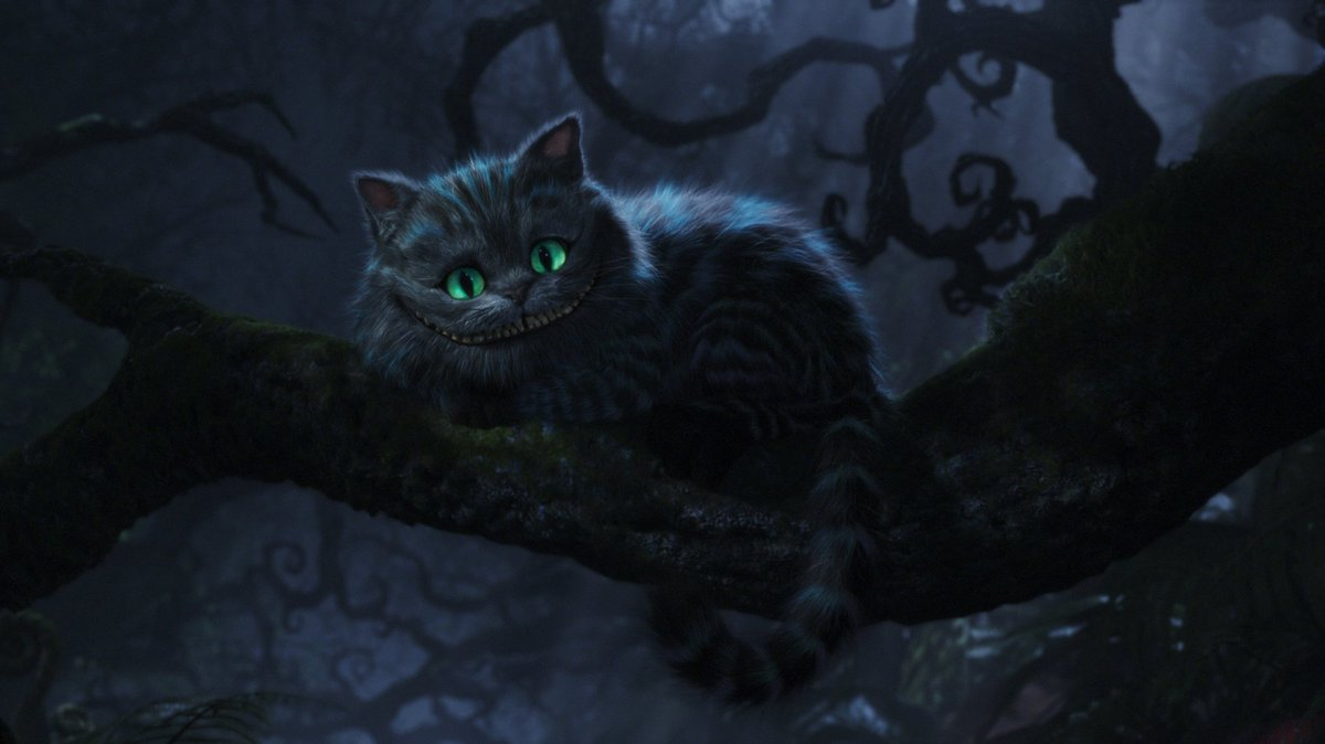 "London On The Inside on Twitter: ""Tumble down the rabbit hole into a world  of nonsense, riddles, and contradiction with HiddenCity's new Alice in  Wonderland-themed adventure, The Hunt for The Cheshire Cat"