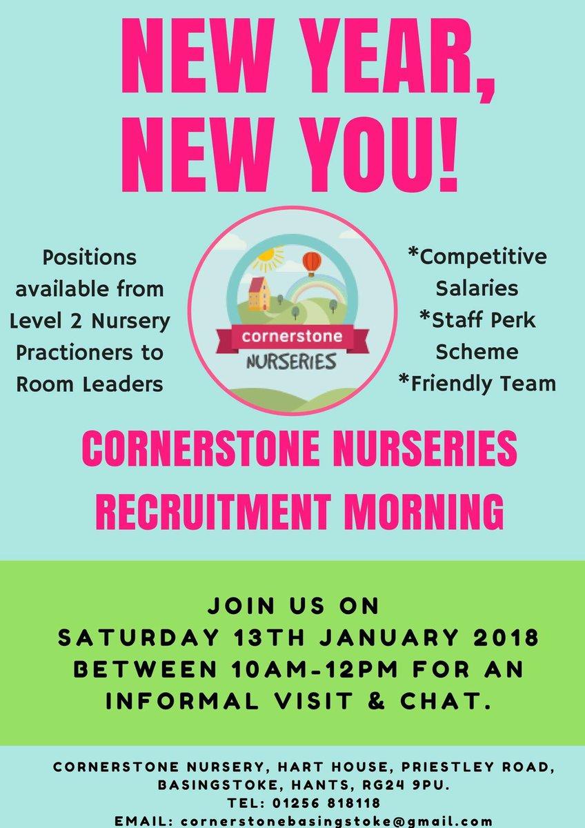We Have A Great Team That Make Cornerstone Fun Caring Nursery To Work Basingstoke Jobs Recruitment Childcare Openmorningpic Twitter Slpgc42asd