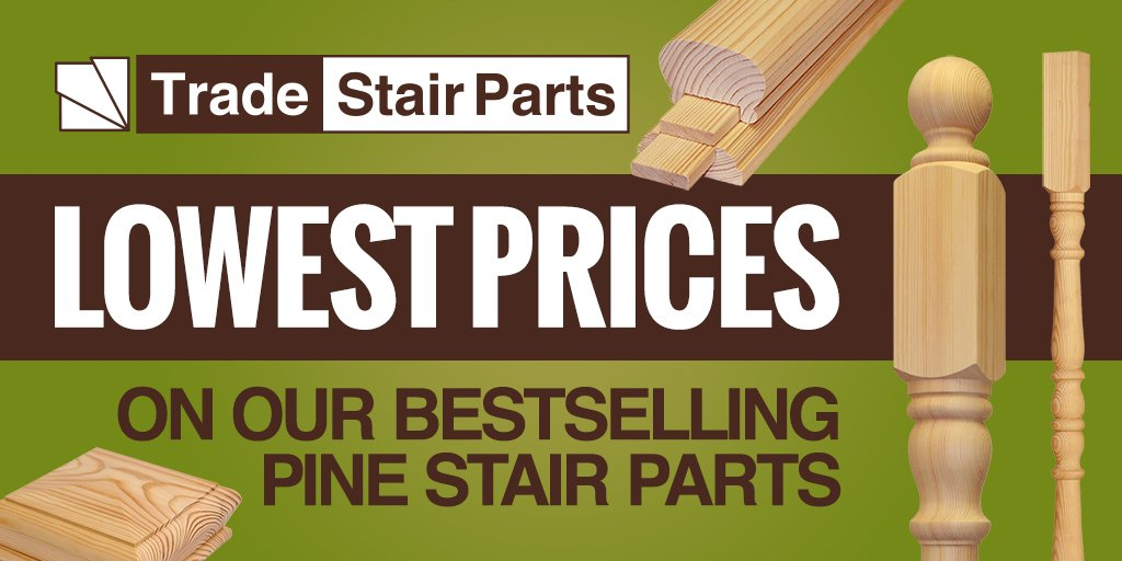 #HomeImprovement   New Year   New #Staircase   LOWEST PRICES On Our  Bestselling Pine #STAIR PARTS   SHOP NOW Http://www.stairpartsuk.com  Pic.twitter.com/ ...