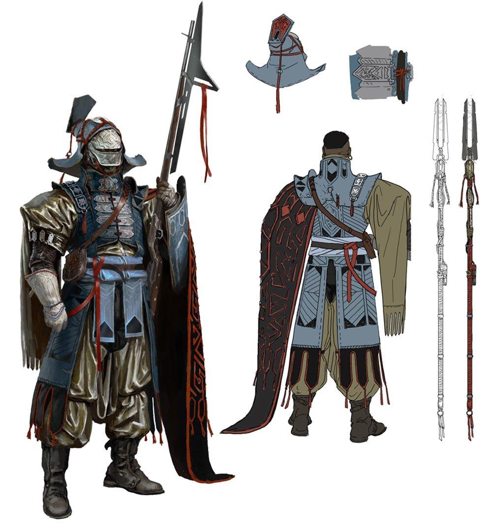 Iamag On Twitter 100 Horizon Zero Dawn Characters Concept