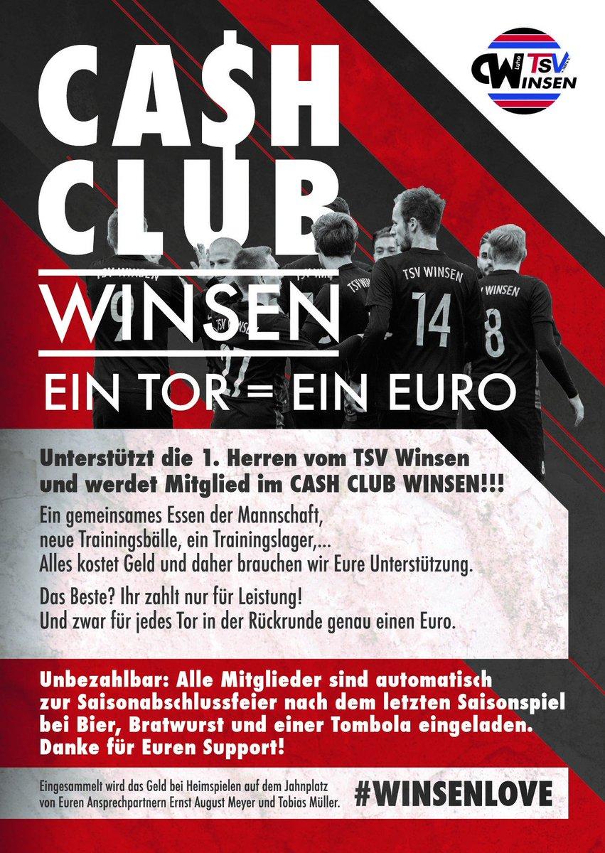 TSV Winsen on Twitter: \