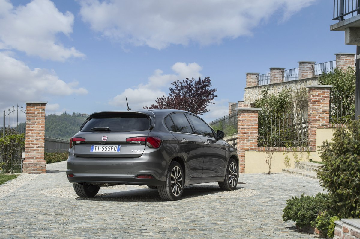 The #Tipo family has loads of character: #Fiat #Tipo. Visit https://t.co/l78L6eSsG9 https://t.co/wM9VW91K7M