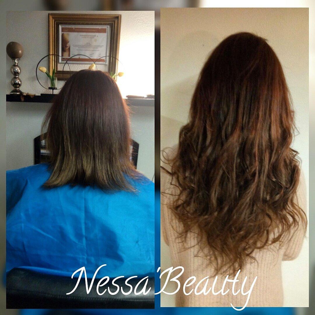 Nessabeauty On Twitter Hair Extensions Longhair