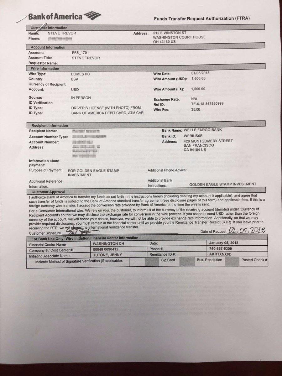 Derek Kessler On Twitter Fake Transfer Receipt For Probably Not Brandon Prepped Tomorrow Going To Send It Him Rotated 90 And Uncensored