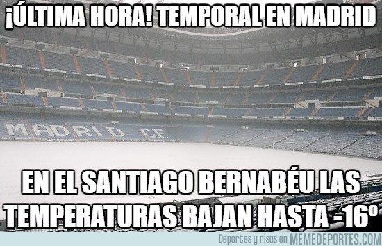 El Bernabéu mas helado que nunca memedeportes.com/futbol/el-bern…
