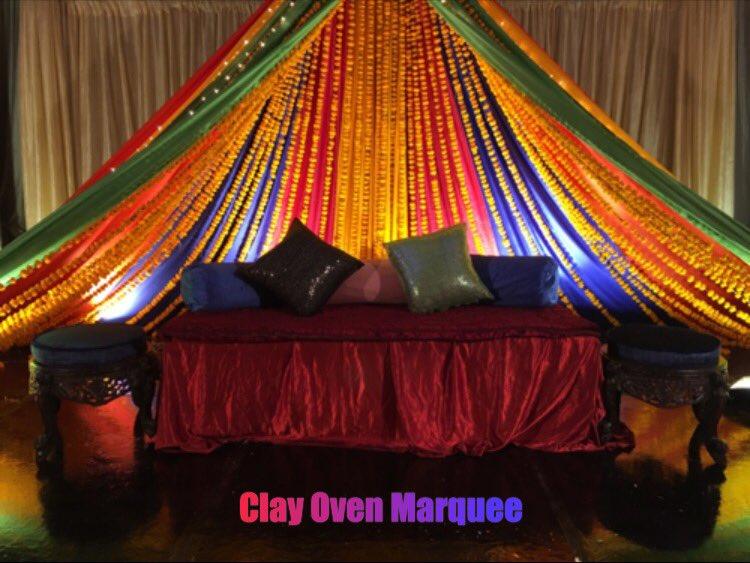 Mehndi Stage Design 2018 : Stylish mehndi decor ideas images photos stage