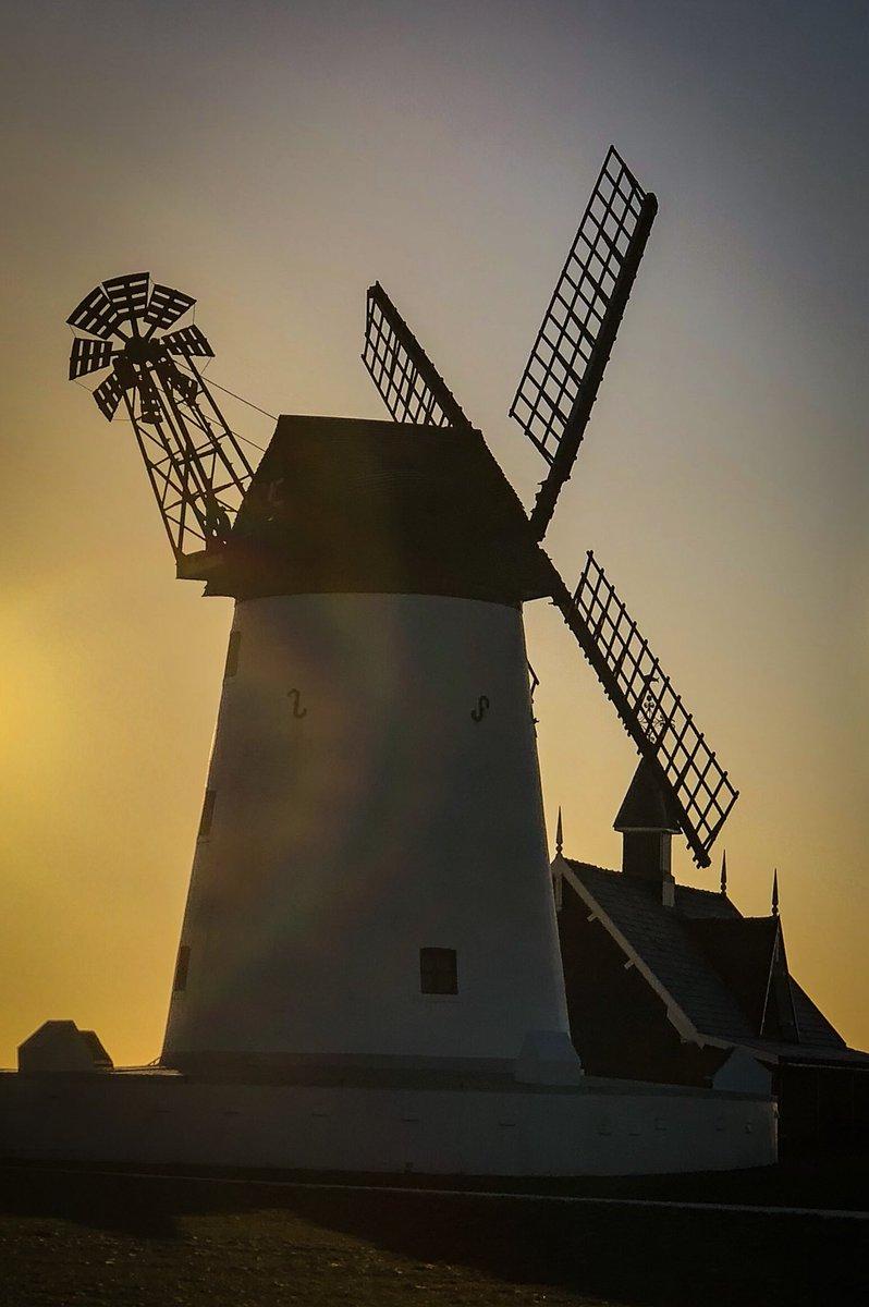 jonathan moore on twitter morning windmill silhouette sunrise