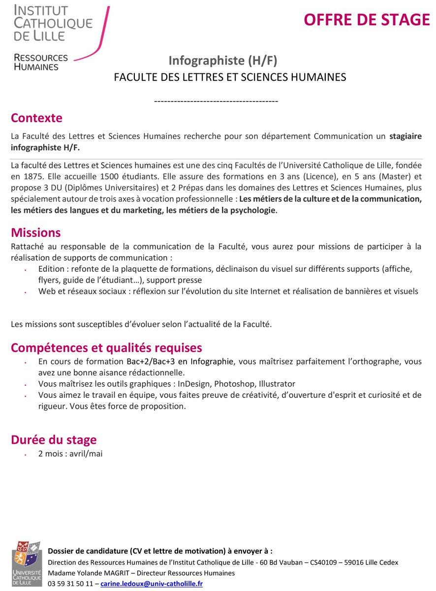 Flsh Lille On Twitter Le Service Communication De La Flsh