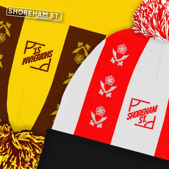 🔁 RETWEET TO WIN A BOBBLE 🔁 ❤️⚔️❄️🇾🇪💛 81-83 Bobbles... • Thursday 7pm • http://www.SHOREHAMST.com  • Limited to 30 pieces  • Order both to receive FREE GIFT #twitterblades #sufc #shorehamboys