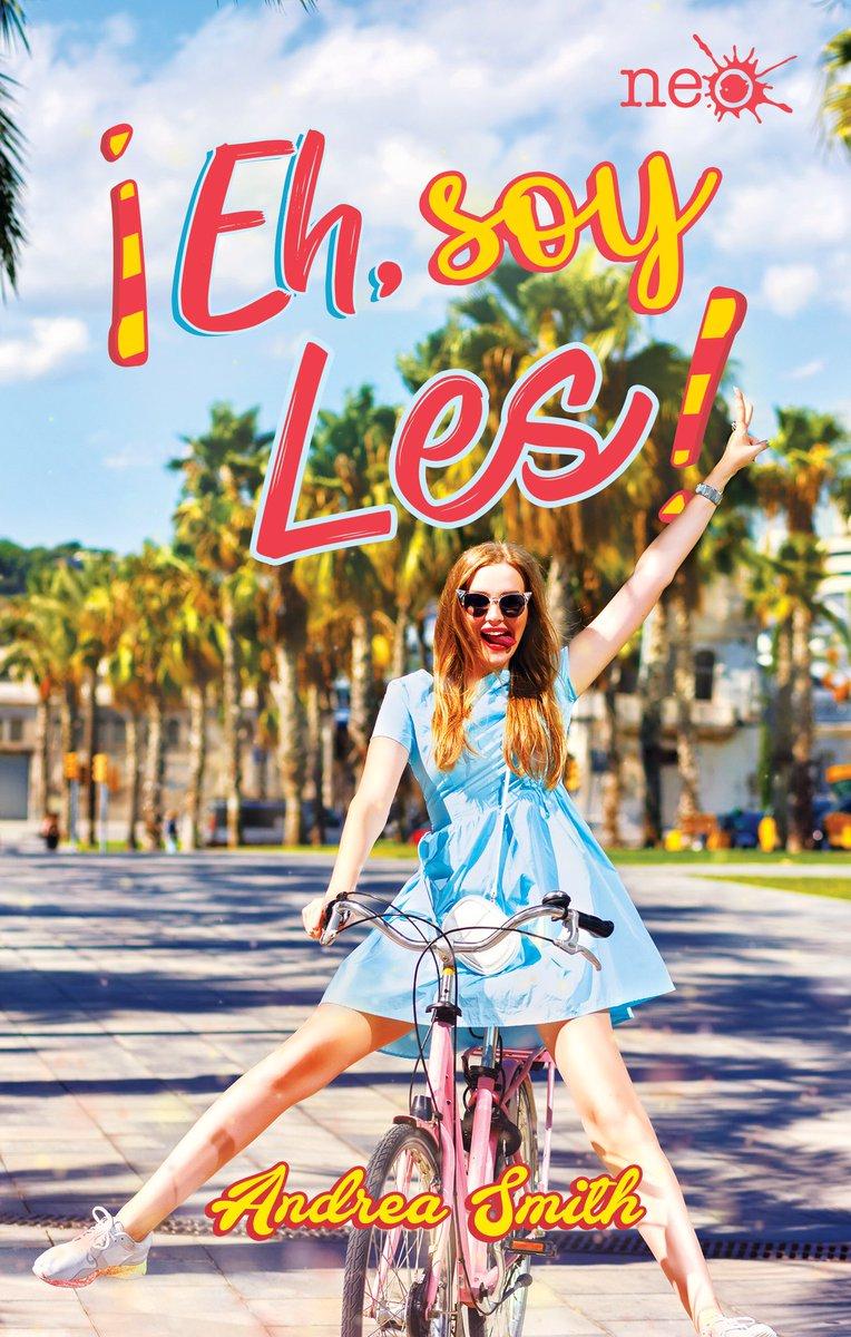 Resultado de imagen de ¡Eh, soy Les!, Andrea Smith